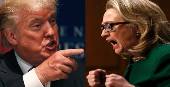 Elezioni USA:  Trump versus Clinton, tra scommesse e tragedia