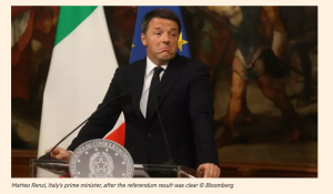 """THE LURE OF """"POPULISM""""Why the """"NO"""" in Italy's referendum was't the same as """"Leave"""" or """"Trump for President"""""""