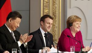 I CENTRISTI EUROPEI E LA CINA