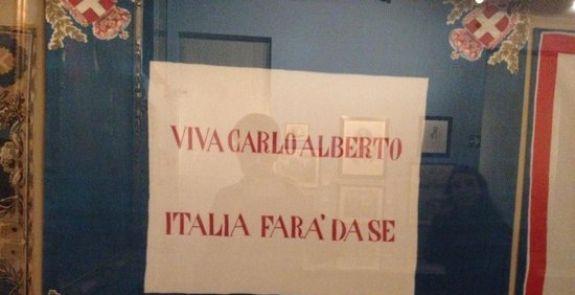 L'Italie seuleLettre d'Italie, n. 1