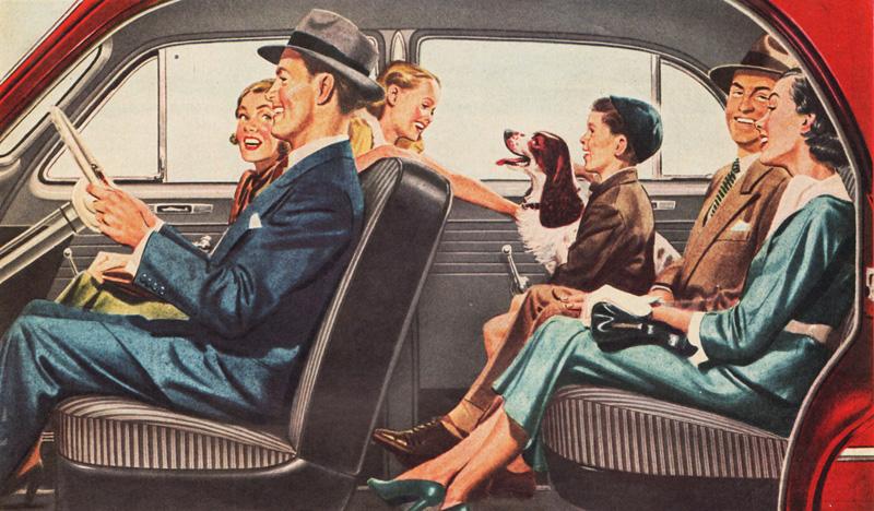American car dream
