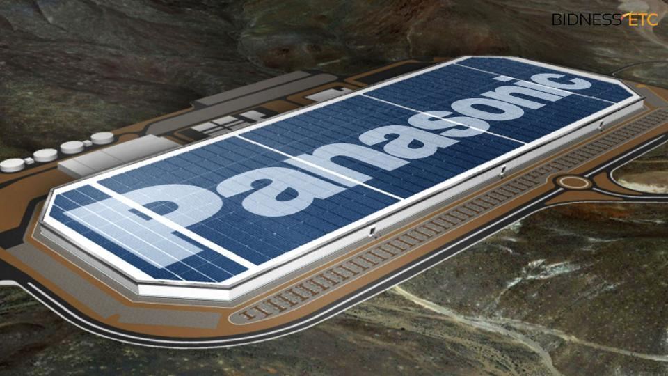 Putting its name on Gigafactory